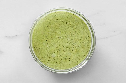 Make the Creamy Pesto