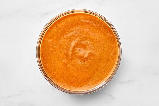 Make the Guajillo Sour Cream