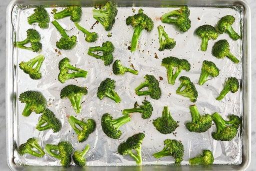 Start the broccoli