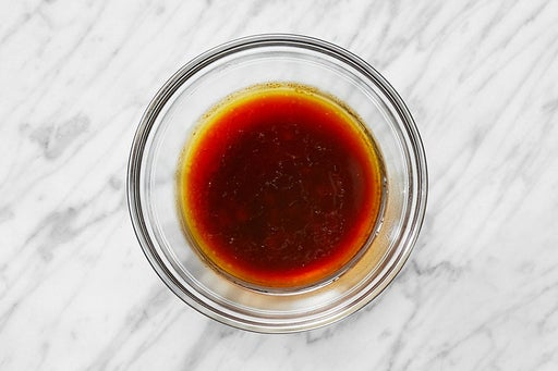 Make the Honey-Soy Sauce