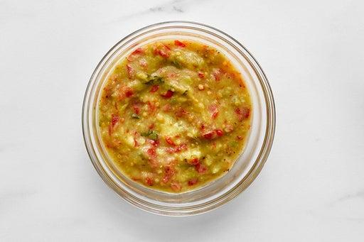 Make the Pepper Guacamole