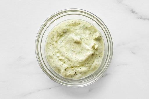 Make the Salsa Verde Yogurt