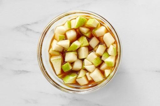 Make the Marinated Pear