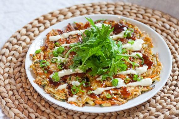 Okonomiyaki Sauce Recipe: Japanes...