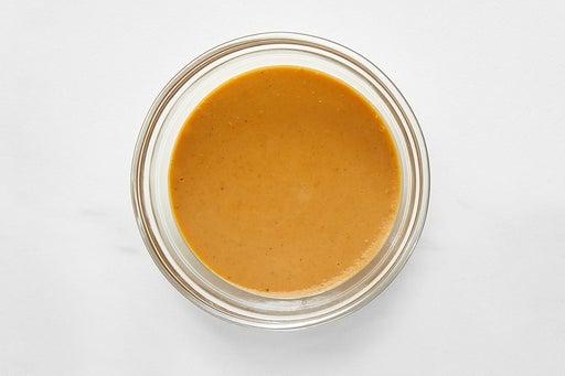 Make the Tahini-Date Sauce