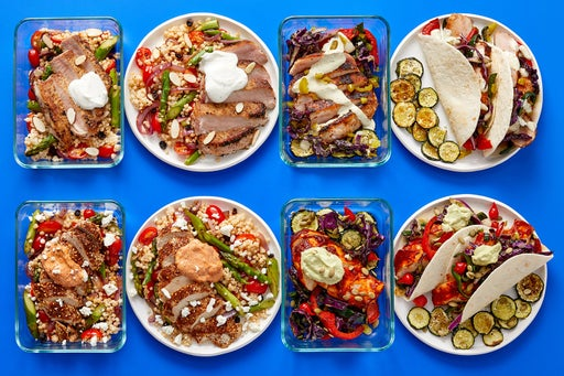 Pork & Chicken Meal Prep Bundle