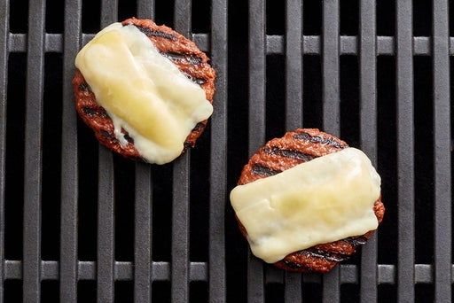Form & grill the patties
