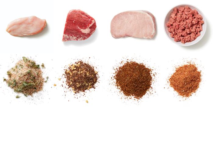 Great For Grilling Chicken, Steaks, Pork & Ground Beef