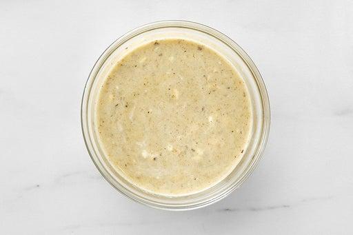 Make the Tomatillo Sour Cream