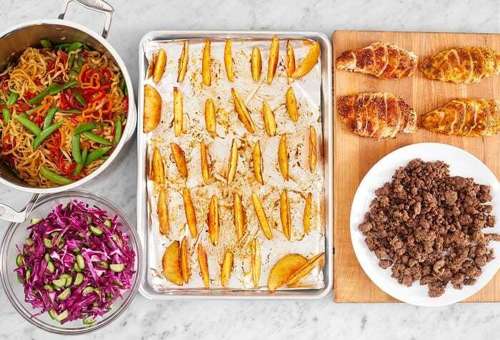 Chicken & Beef Meal Prep Bundle