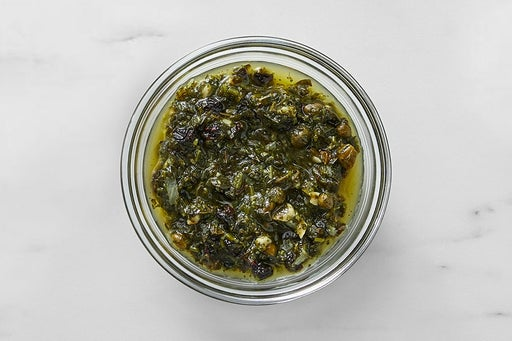 Make the Currant Salsa Verde