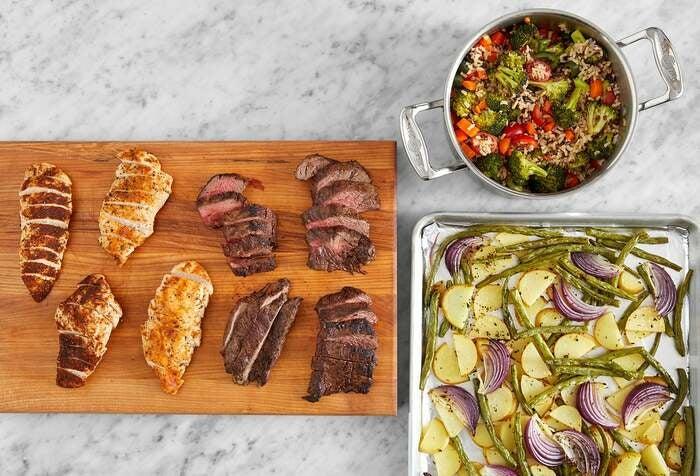 Steak & Chicken Meal Prep Bundle