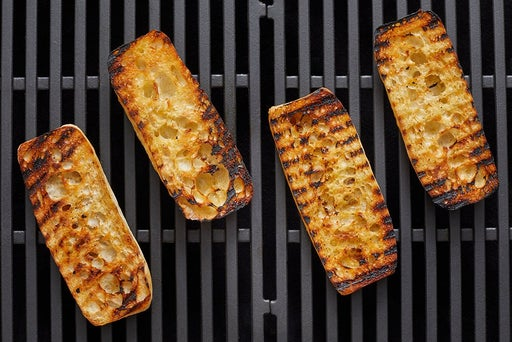 Make the croutons & start the panzanella