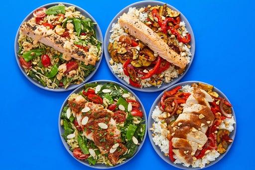 Salmon & Chicken Meal Prep Bundle