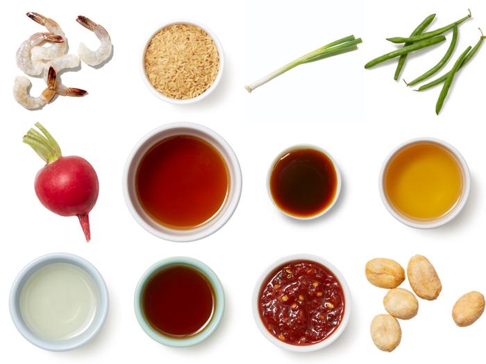 Honey-Teriyaki Tilapia with Spicy Green Beans & Brown Rice