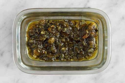 Make the Raisin Salsa Verde