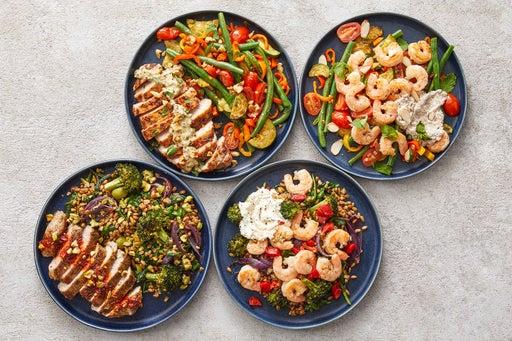 Shrimp & Pork Meal Prep Bundle