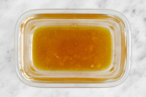 Make the Yuzu Kosho Honey