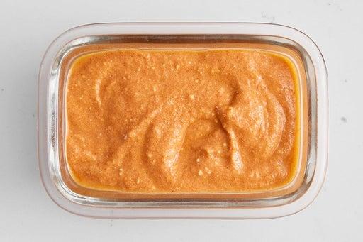 Make the Guajillo Yogurt