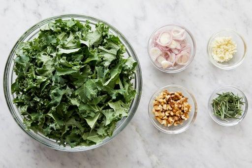 Prepare the ingredients