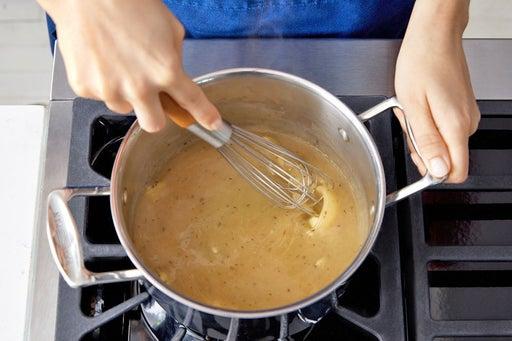 Make the gravy
