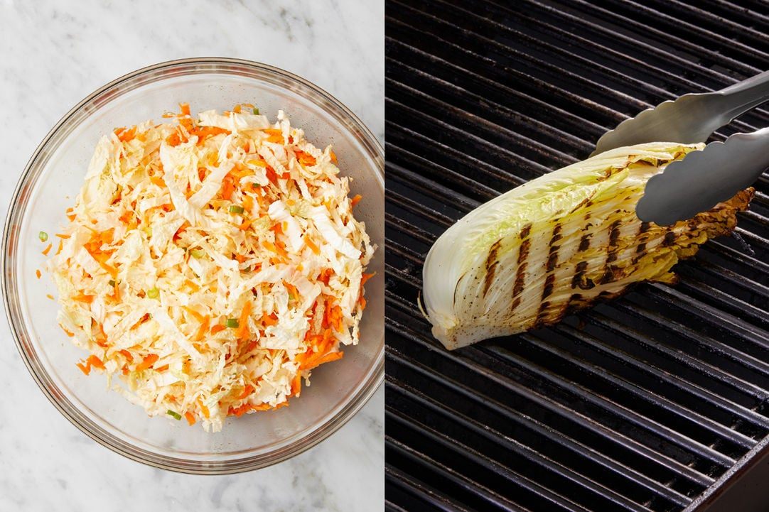 Make the spicy mayonnaise: