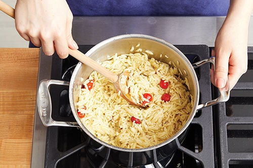 Cook the pasta & serve your dish: