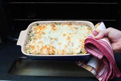 Bake the enchiladas: