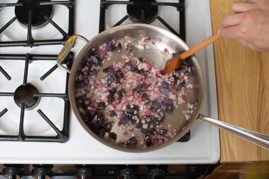 Start the stew: