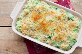 Cheesy Broccoli Rotini Casserole N/A