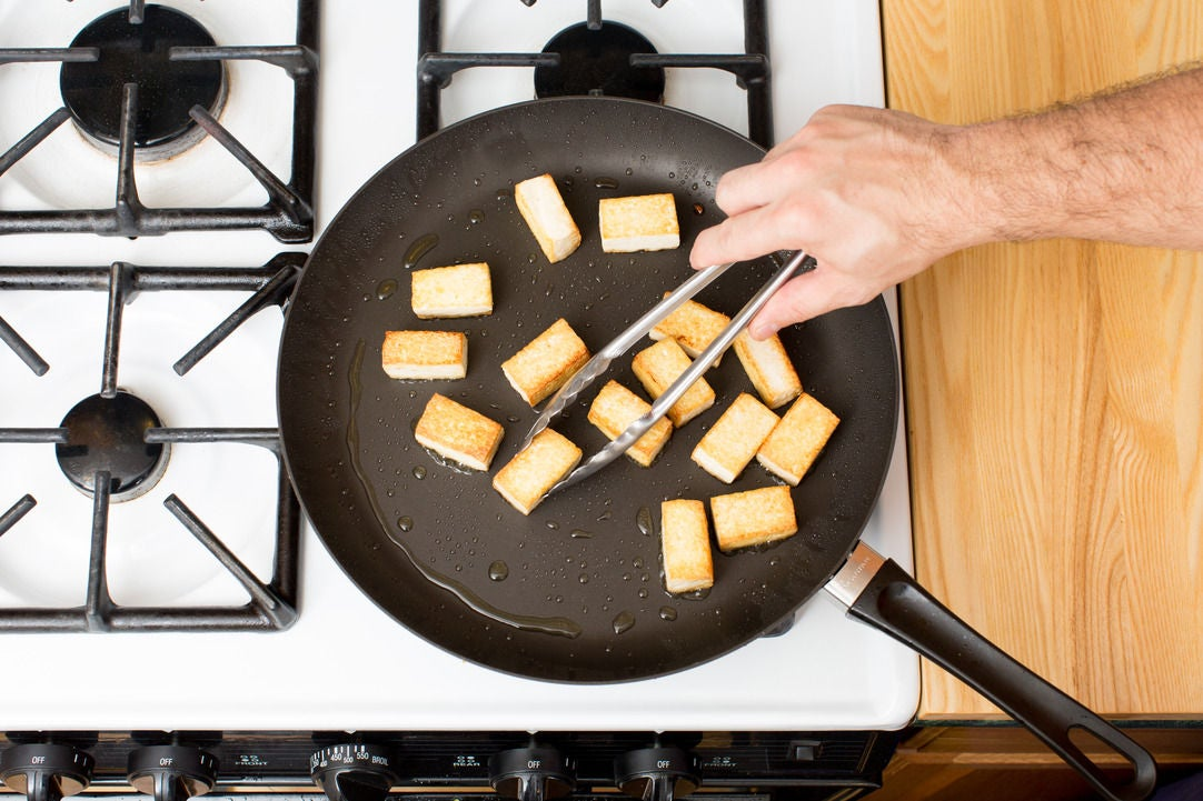 how to properly cook tofu