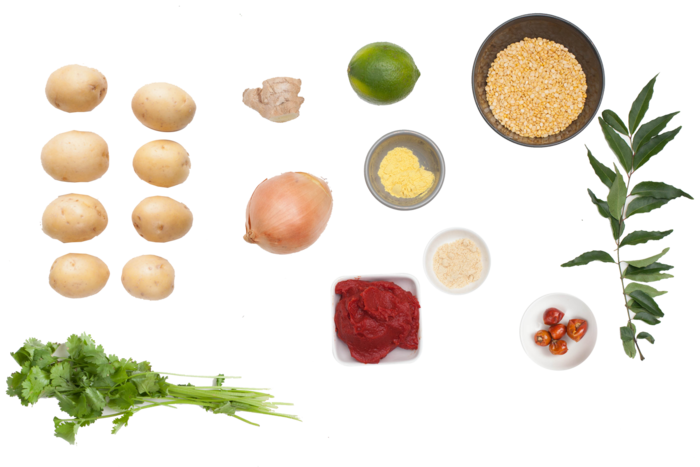 Bangaladumpa Upma Koora  ingredients