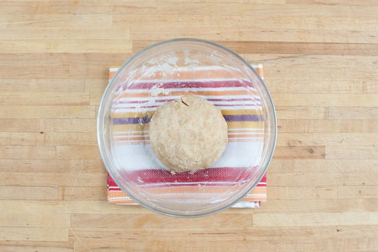 Make the pie crust: