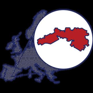 Ba ava map yecla spain red