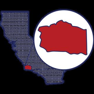 Ba ava map santa barbara county red