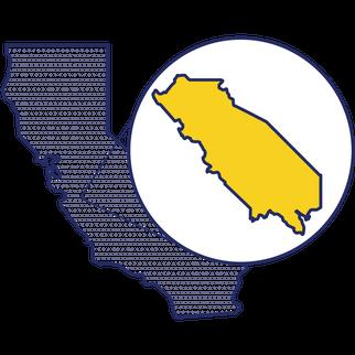 San benito county california white