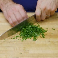 Herb chopping square thumb