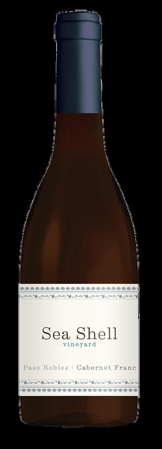 Sea Shell Vineyard bottle