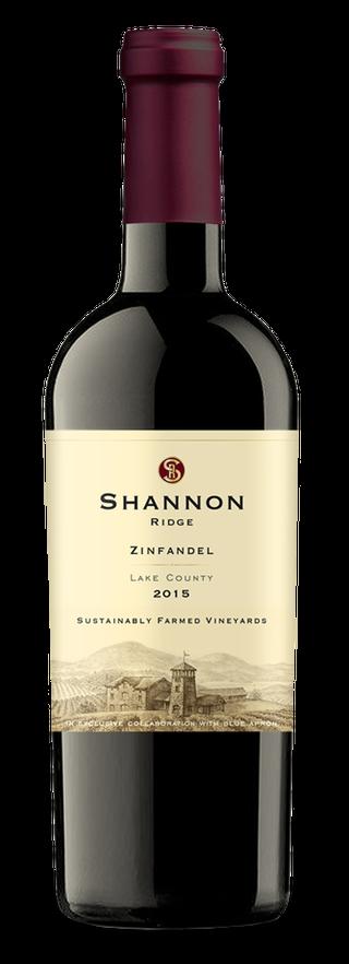 Shannon Ridge bottle
