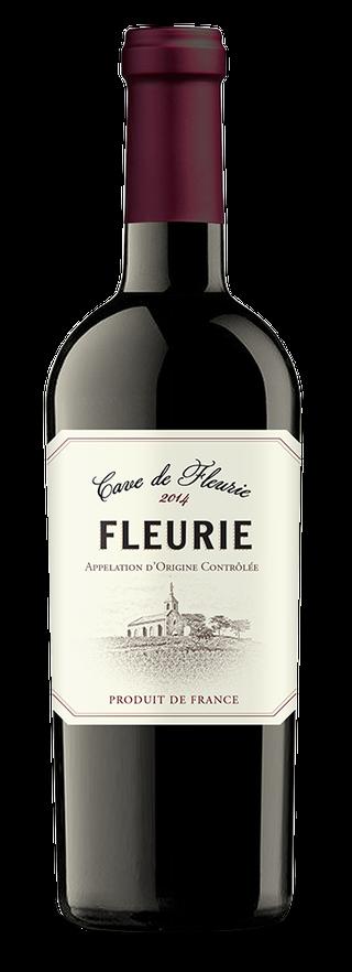 Cave de Fleurie bottle