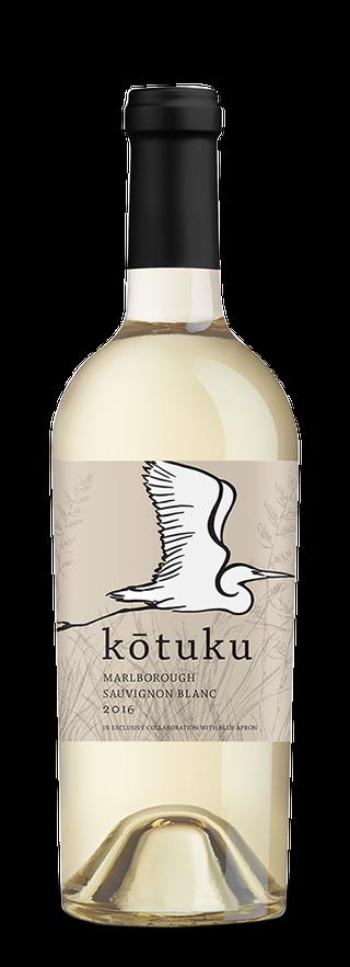 Kōtuku bottle
