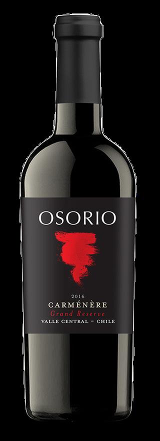 Osorio bottle