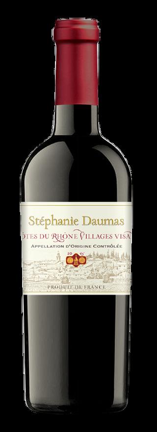 Stéphanie Daumas bottle