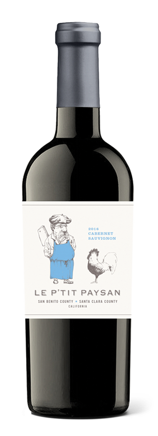 Le P'tit Paysan bottle