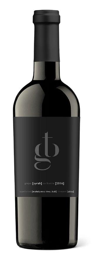GTB bottle