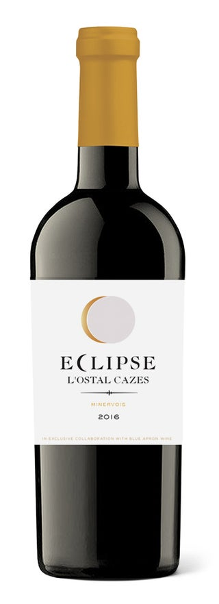 Eclipse L'Ostal Cazes bottle