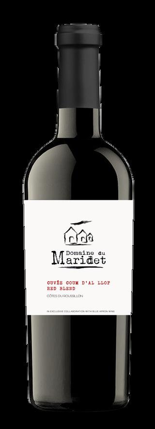 """Domaine du Maridet """"Cuvée Coum d'Al Llop"""" bottle"""