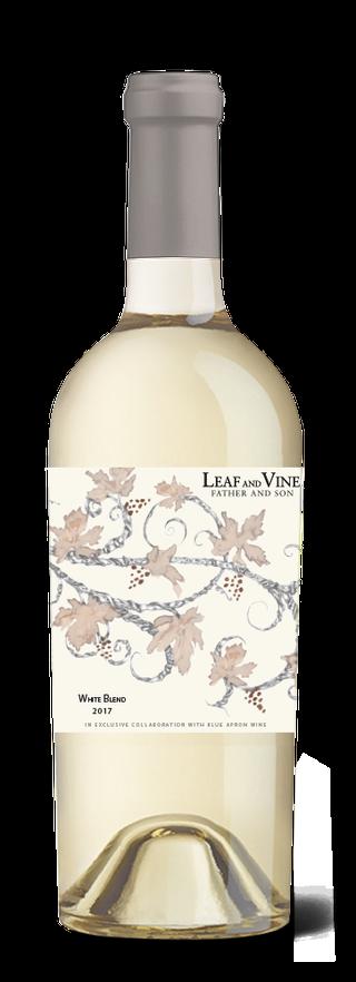 Leaf and Vine bottle