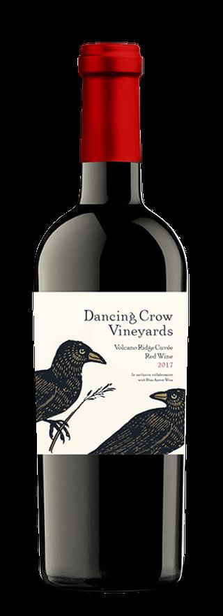Dancing Crow Vineyards bottle
