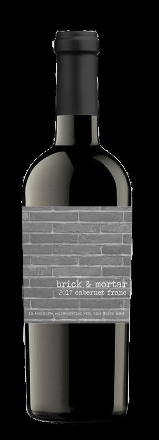 Brick & Mortar bottle